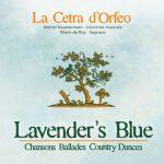 La cetra d orfeo lavender s blue